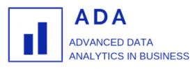 Advanced Data Analytics in Business
